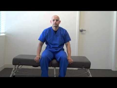 Ejercicios Para Aliviar la Ciatica - Sindrome Piriforme    http://www.ElimineSuDolorDeEspalda.com