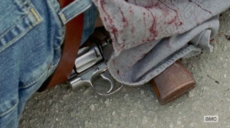 """Fat Joey with Rick's Colt Python 