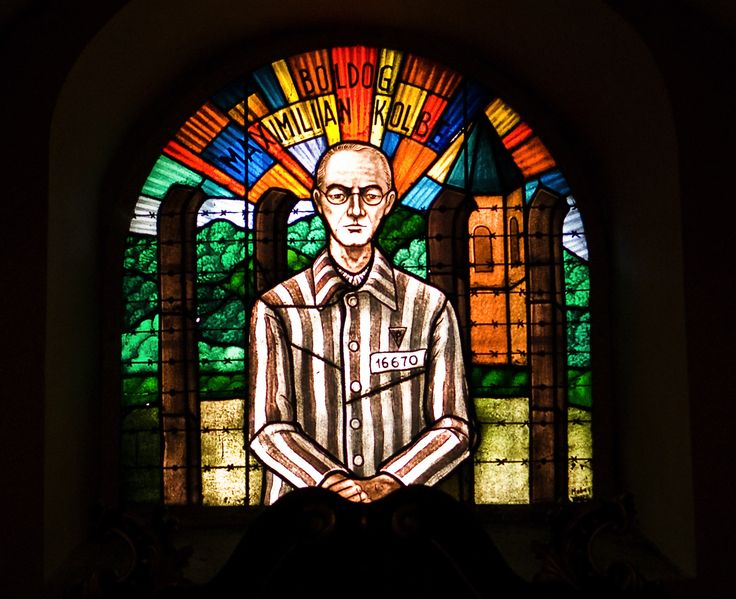 St Maximilian Kolbe formed the Knights of the Immaculate after seeing masonic celebrations in RomeFollowing on from my blog on the revised CTS booklet on fertility and infertility by Dr Pia Matthews …