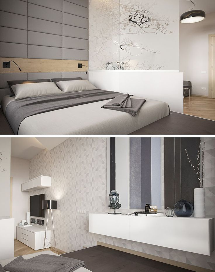 Small Bedroom Design Idea If You Have A Living Area And