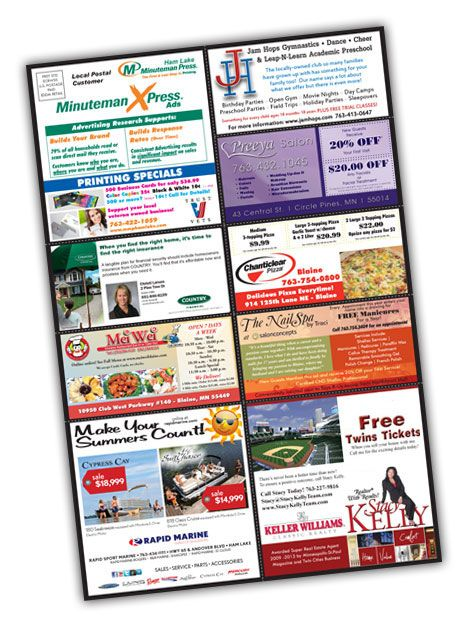 26 best specials deals and more images on pinterest special minuteman press xpress ad marketing local advertising that works fandeluxe Gallery