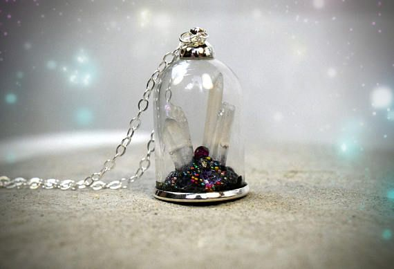 Hey, I found this really awesome Etsy listing at https://www.etsy.com/au/listing/517937268/terrarium-necklace-crystal-terrarium