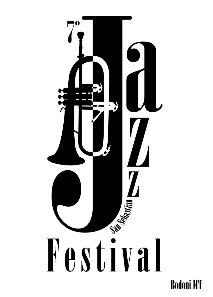Jazz Festival Exercise with fonts