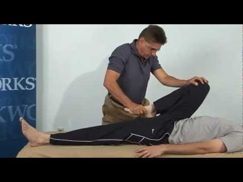 Patrick Ingrassia: Thai for the Table Supine Lower Body Hip & Leg Sequence