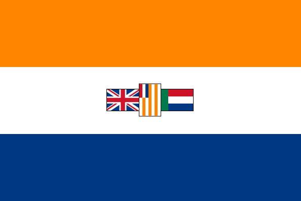 Flag of South Africa (1928-1994) - Südafrika