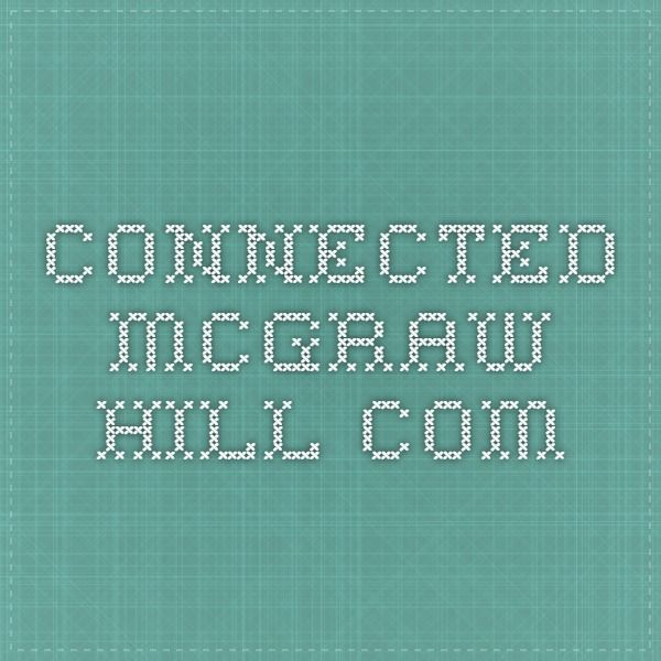 connected.mcgraw-hill.com