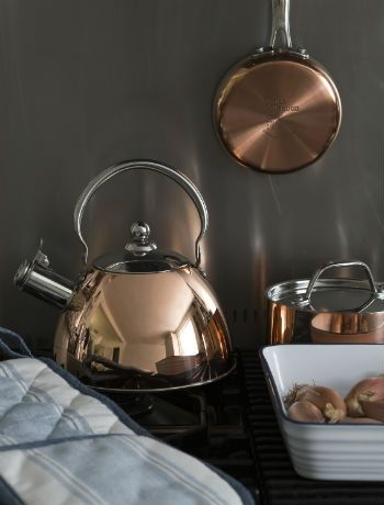 Copper kitchen accessories - Cooks Collection at Sainsbury's.