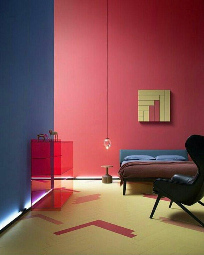 1001 Ideen Zum Thema Welche Farbe Passt Zu Rot Farben Fur Wande Innenraumfarben Haus Deko