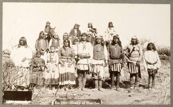 Geronimo's Camp