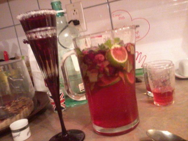 Cranberry Mojito <3