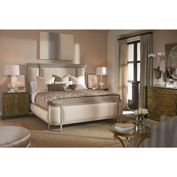 Drexel Heritage Olio INSPIRATION BED (KING SIZE)
