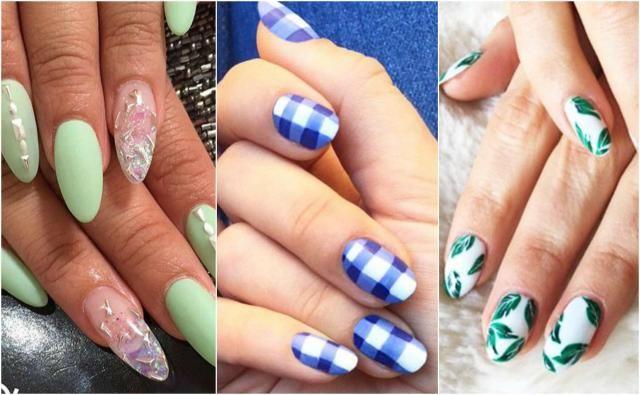 Stylizacja paznokci: Paznokcie owalne