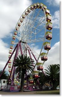Giant Sky Wheel | Geelong Waterfront