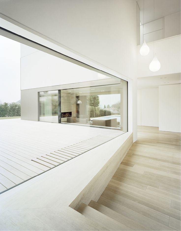Traumhaus modern innen  Die besten 25+ Haus am hang Ideen auf Pinterest | Garten am hang ...