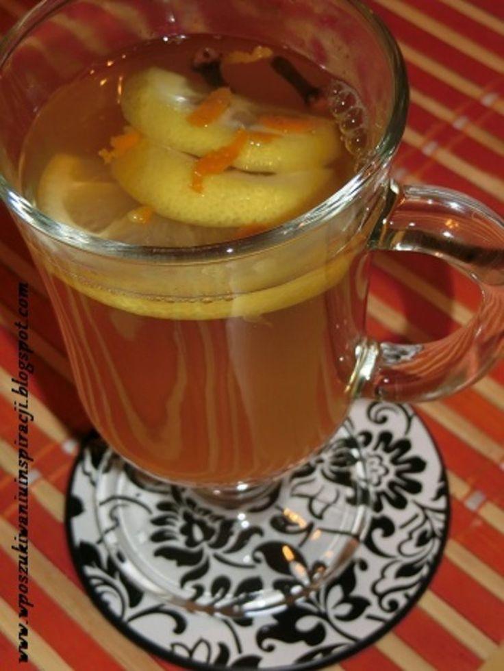 Eozgrzewająca herbata na przeziębienia