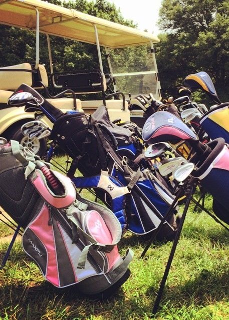 Did you know River Marsh Golf Club is host to Junior Golf Camp on select dates in June and July? {Hyatt Regency Chesapeake Bay}