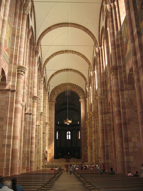 Speyer Cathedral  #World heritage