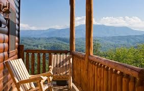 Smokey mountain cabin...can you imagine waking up to THAT?? A slice of Heaven!