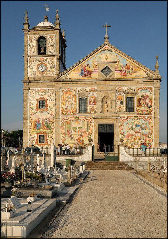 Igreja de Santa Maria da Válega, Aveiro