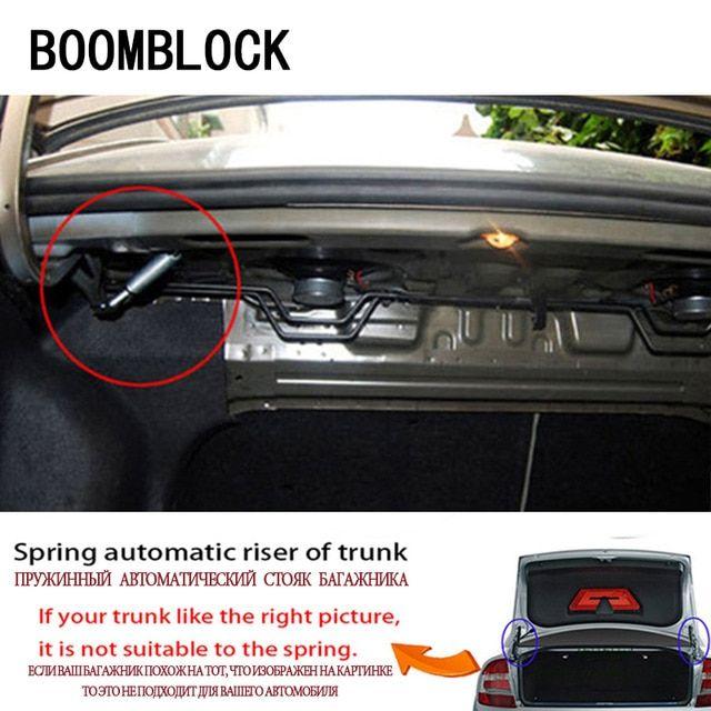 Boomblock 1pcs Car Trunk Automatic Lift Spring For Saab Chevrolet Cruze Vw Passat B5 B6 B7 Toyota Corolla 2008 Rav4 Access Chevrolet Cruze Toyota Corolla Cruze