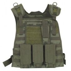 Fox Outdoor Modular Plate Carrier Vest - MPC