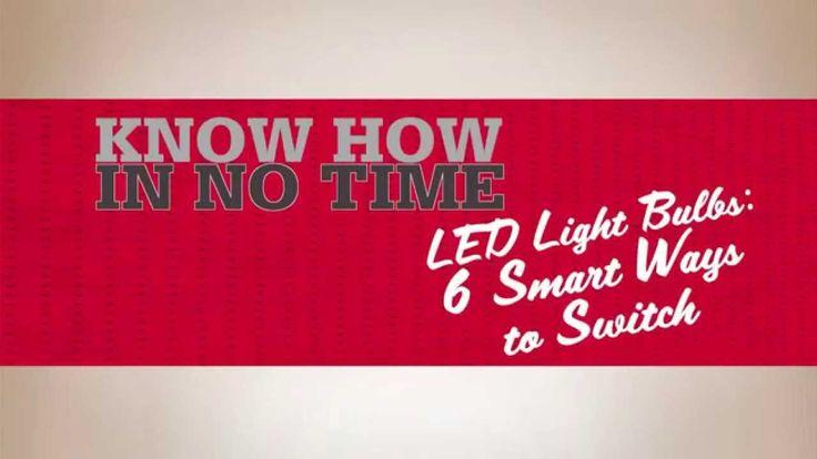 LED Light Bulbs - Six Smart Ways to Switch - Ace Hardware