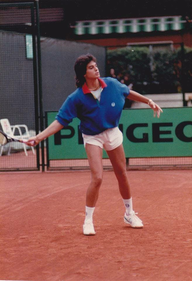 18 Best Images About Gabriela Sabatini On Pinterest