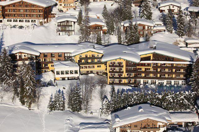 Bildergalerien Hotel Sonnleiten - Winter - Hotel Sonnleiten ...in Saalbach