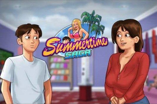 summertime saga apk mod unlock all