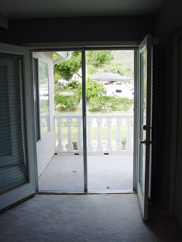 Best 25 french door screens ideas on pinterest screens for Retractable bug screen door