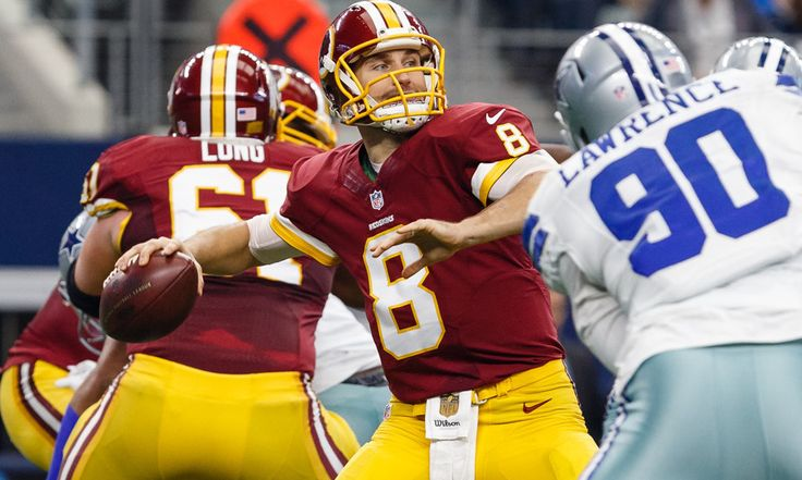 Playoff DFS: Kirk Cousins still underrated = One of the hottest quarterbacks in the NFL is Kirk Cousins, the league leader in completion percentage at 69.8%. If I told you that would be the case coming into the season, you'd assume that 31 other quarterbacks got hurt during the year.  And yet, that wasn't the case….....