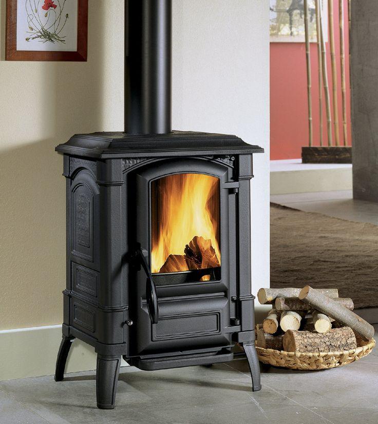 45 best CHEMINEE images on Pinterest | Wood burning stoves, Wood ...