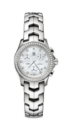 ladies Tag Heuer diamond watch- This is my watch!! Love