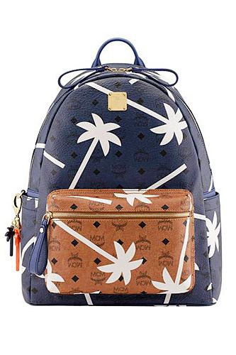 The perfect beach day backpack.