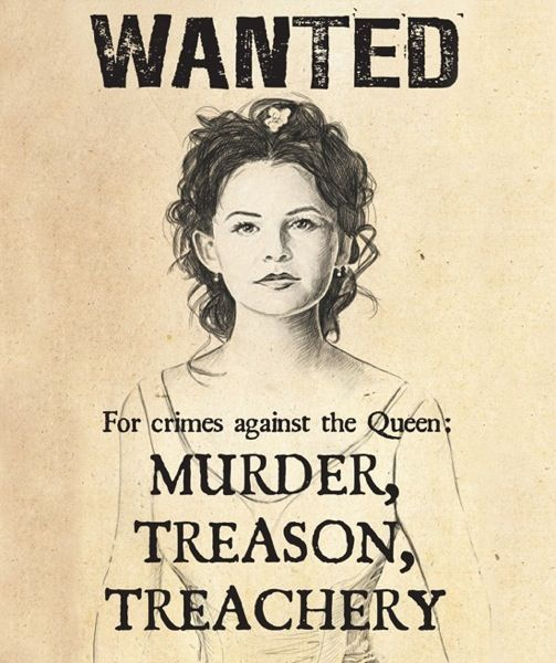 Snow White Wanted Poster, Once Upon a Time, OUAT