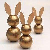 Kaniner i guld