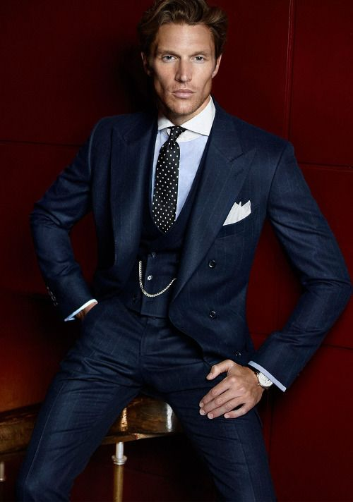 Parisian Gentleman: imgentleboss: - More about men's fashion at...