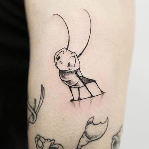 Cri-Kee Tattoo
