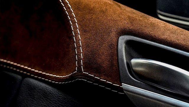 Auto Upholstery - The Hog Ring - French Seam Carlex Design