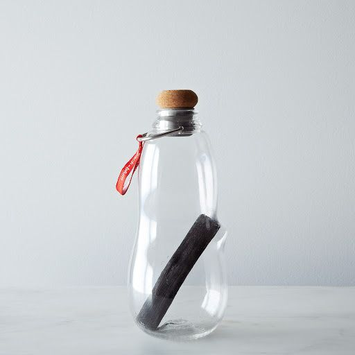 Water Bottle with Charcoal Filter on Provisions by Food52