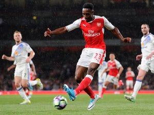Team News: Danny Welbeck starts for Arsenal