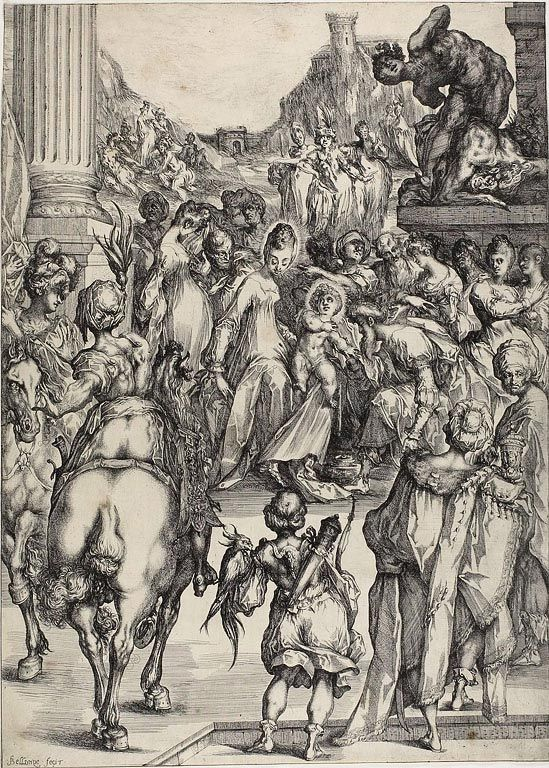 The Adoration of the Magi (1611-13)