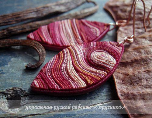 Alina Loginova, polymer clay.