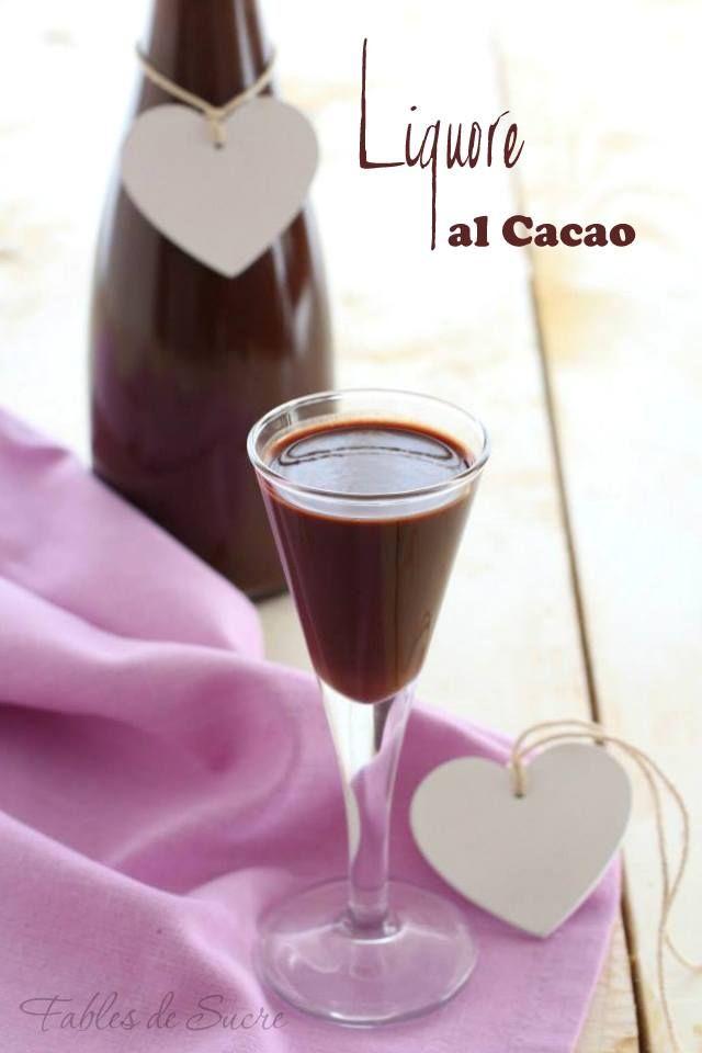 Liquore al cacao cremoso