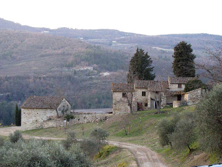 Castello del Trebbio, Tuscany