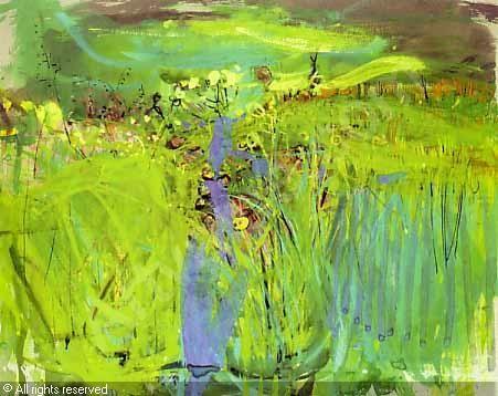 Greens of summer - WetCanvas