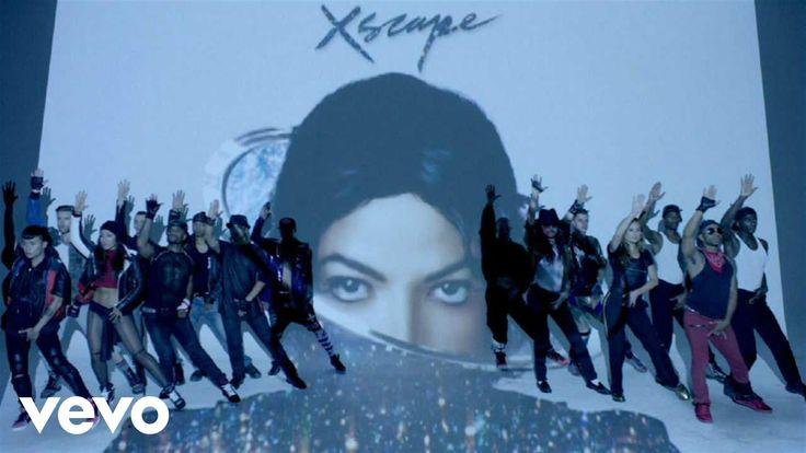 Michael Jackson, Justin Timberlake - Love Never Felt So Good (Official V...