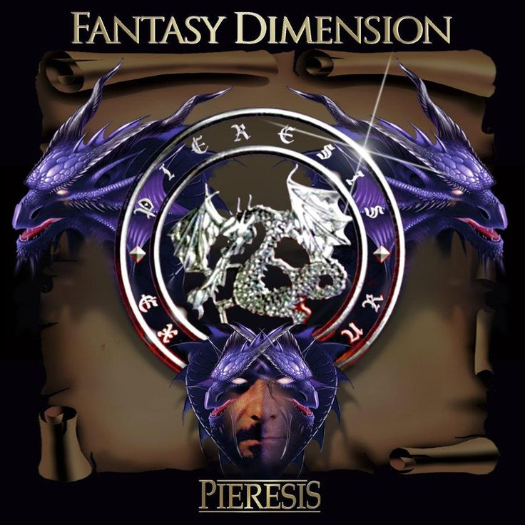 "Album ""Fantasy Dimension"" - Piero Lavopa"