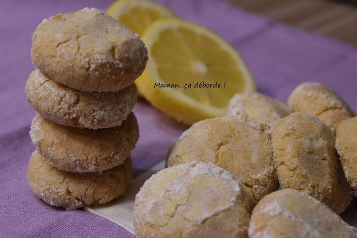 Crinkles au citron