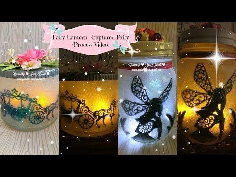 Fairy Lantern Tutorial - YouTube